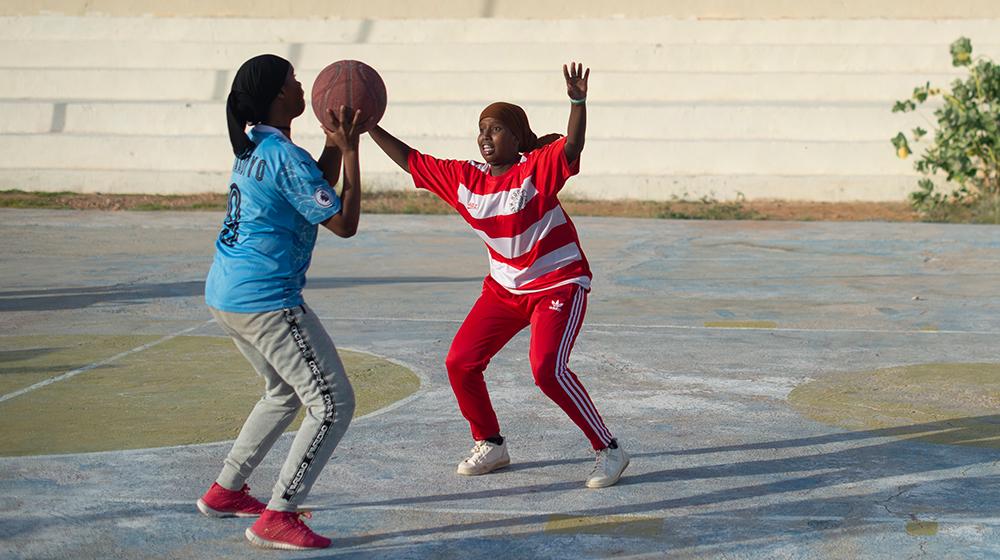 Fighting FGM through sports