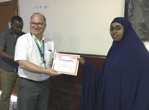 UNFPA Somalia | More reproductive health services for Somali