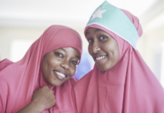 Somali midwives march to the Nairobi Summit on ICPD25