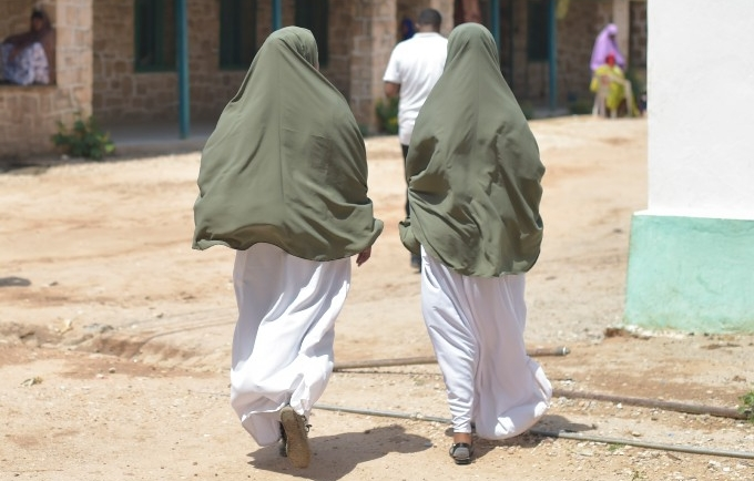 Somalia is one of the countries in the world with the highest prevalence of FGM