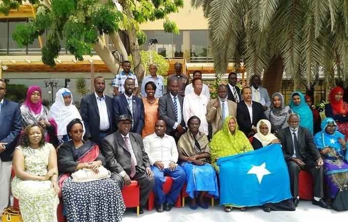 UNFPA Somalia   Somalia moving towards ratifying CEDAW