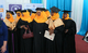 Students graduating from Mogadishu Midwifery School